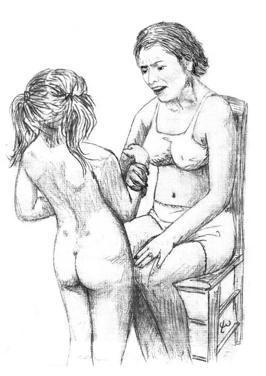 Lee Warner Spanking Art Drawings - Sex Porn Images