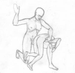 Spank her littel bottom, mens naked wifes girls friends