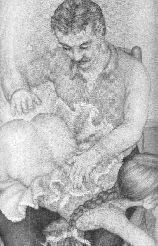 Handprints Spanking Art & Stories Page Drawings Gallery ...