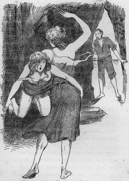 наказание жены карикатуры оставил покое мамин