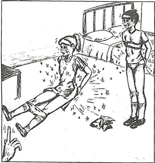 Игры бить по жопе телок