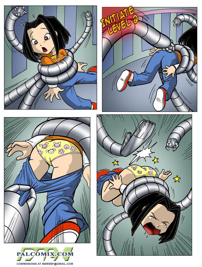 порно комикс джеки чан